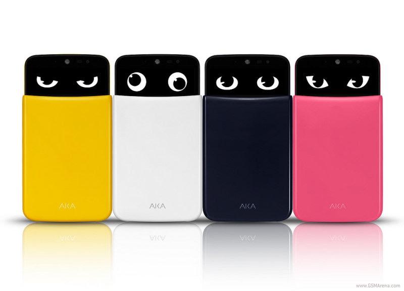 smartphone LG Aka