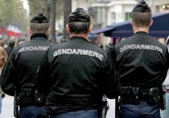 Les six gendarmes souhaitent saisir la Halde afin de ne plus être la cible de propos racistes (AP)