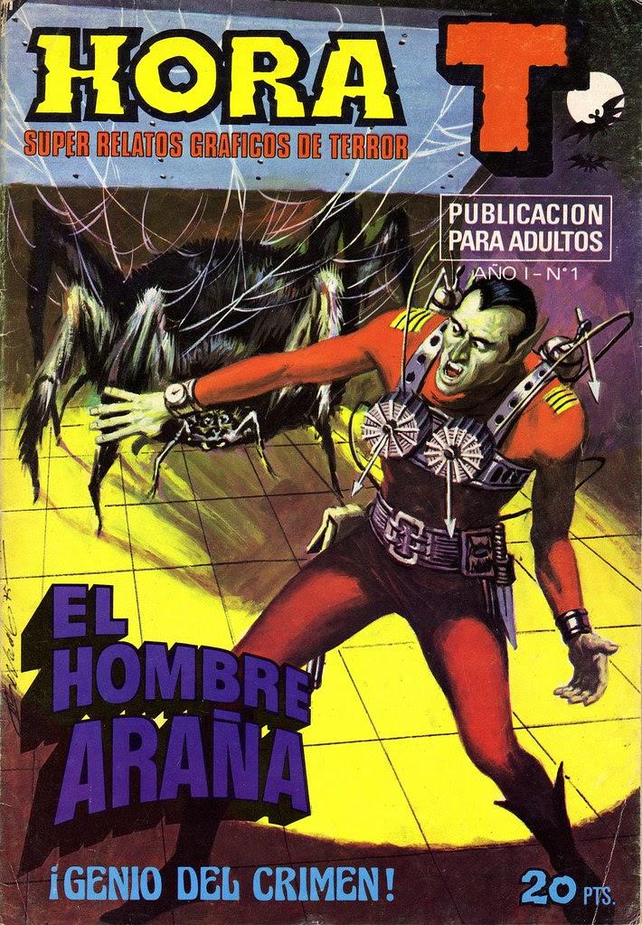 Antonio Bernal - Hora T (issue 1) 1975