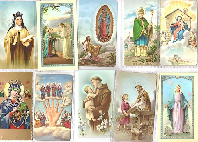 Holy Cards : Holy Cards Paper Holy Cards Holy Water Bottles Prayer Cards Patrick Baker Sons / The catholic tradition of using and collecting prayer cards and holy cards is a time honored one.