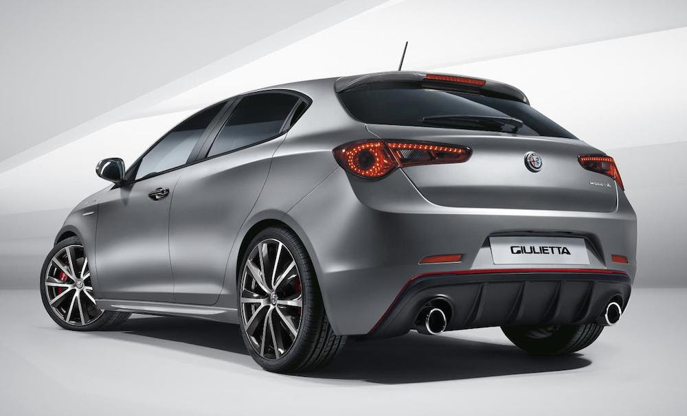 Alfa Romeo Giulietta Facelift UK Pricing Revealed