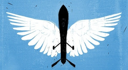 Image result for angel drone