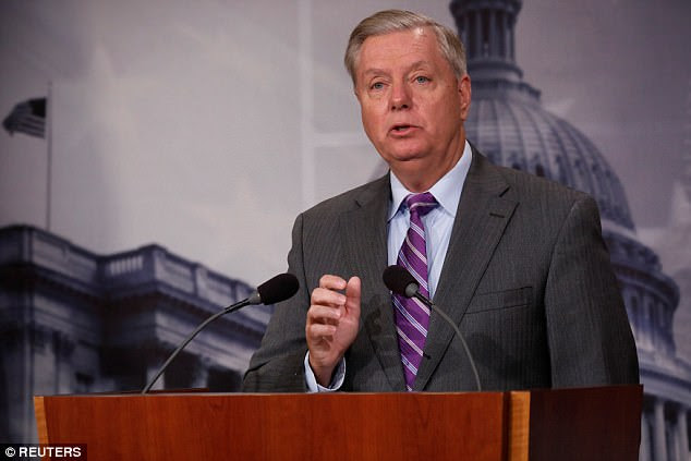 Sen. Lindsey Graham boldly predicted that President Donald Trump would take the country to war with North Korea if Kim Jong-un makes additional provocations