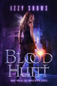 Blood Hunt by Izzy Shows