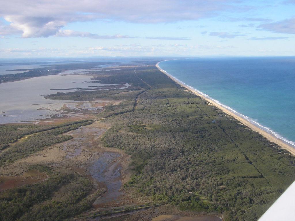 A praia de 150 quilômetros de extensão, na Austrália 05