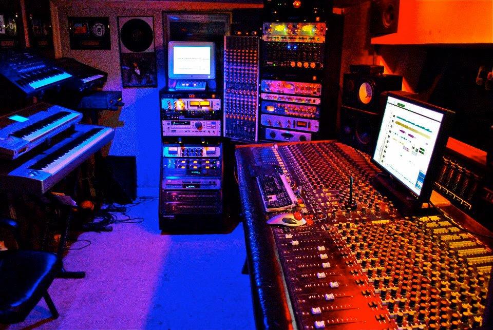 Home Recording Studio Design Ideas - Home Design Jobs