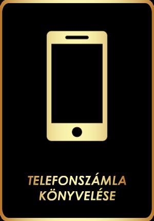 Céges telefon magánhasználat 2019