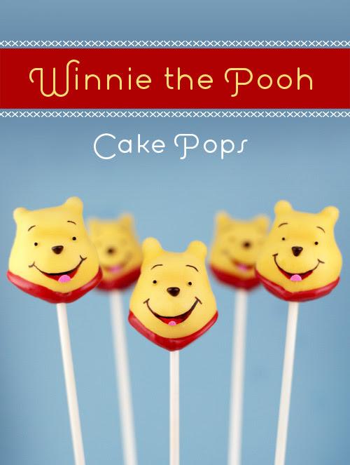 Winnie The Pooh And Hunny Too Bakerellacom