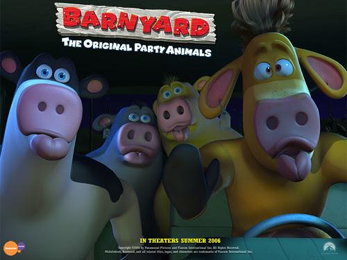 Barnyard still 1