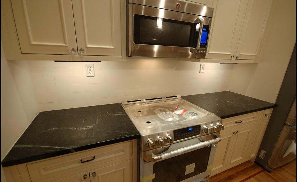 Kitchen Backsplash With Soapstone Counters Yummy Raw Kitchen