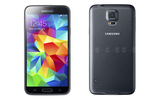 Samsung Galaxy S5. (foto: Samsung)