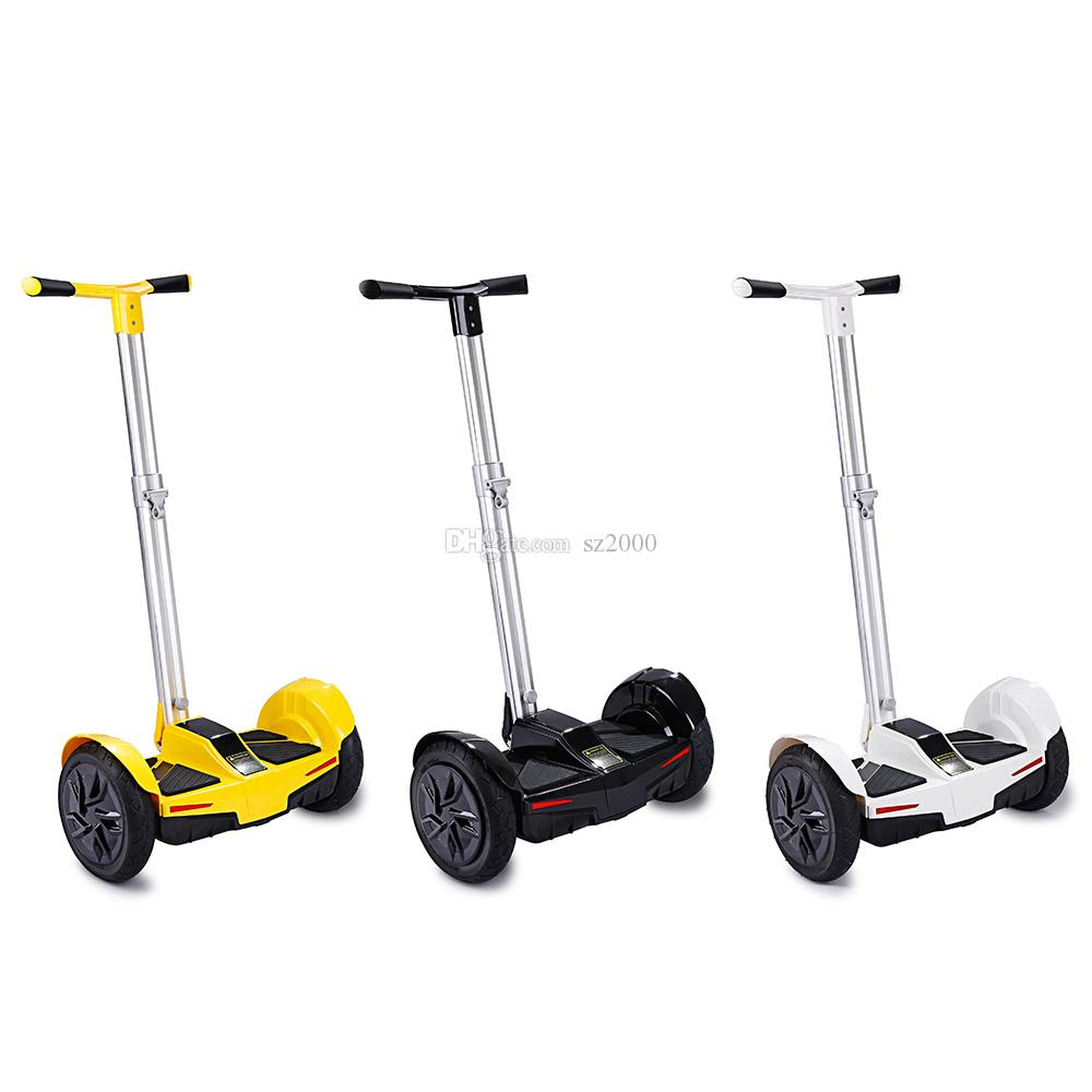 Hot Sale 10 Inch Ugogo Hoverboard Electric Self Balancing Scooters Two Wheel Smart Standing