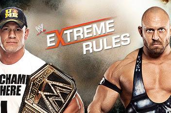 Moje odczucia po walce na Extreme Rules