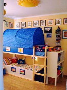 Toddler Bunk Beds on Pinterest