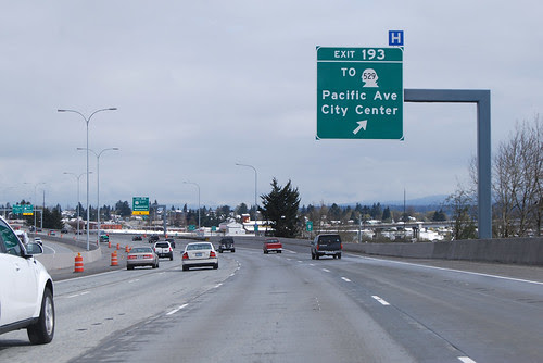 I-5 @ SR 529 south terminus