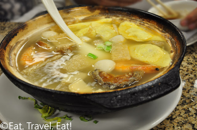 Special Clay Pot Soup