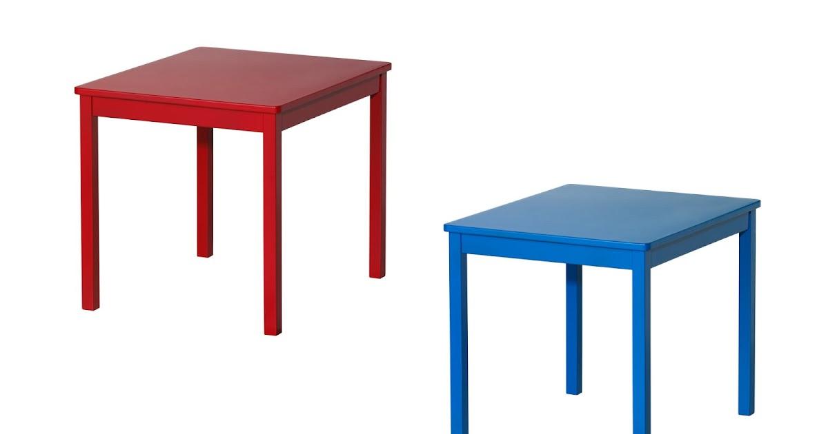 Dormitorio muebles modernos ikea mesas de ninos for Mesas y sillas para ninos ikea