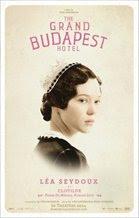 布達佩斯大酒店/歡迎來到布達佩斯大飯店 (The Grand Budapest Hotel) poster