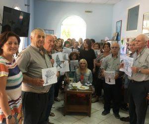 Θεσπρωτία: Επίσκεψη του Κέντρου Πρόληψης «Αριάδνη» στο ΚΗΦΗ Κεστρίνης