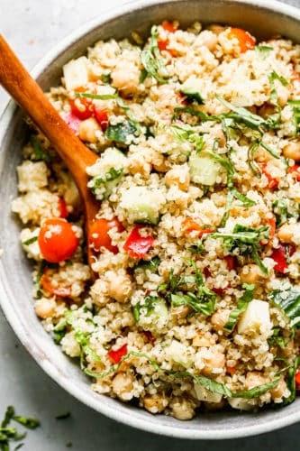 How to make Quinoa Salad