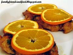 Zesty Citrus Chicken
