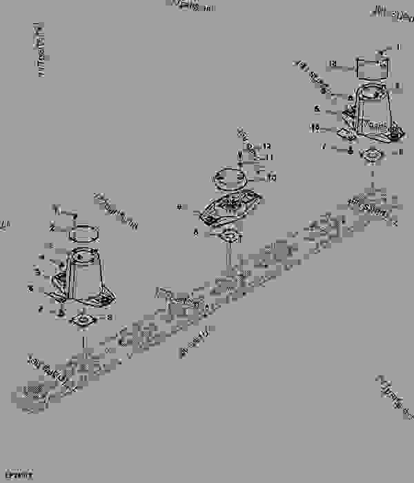 33 John Deere 265 Parts Diagram