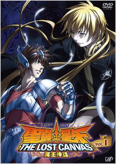 Descargar Saint Seiya: The Lost Canvas HD por mega