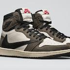 6de6419821 Travis Scott's Sneaker Air Jordan 1 Sells Out in a Morning | News &  Analysis | BoF