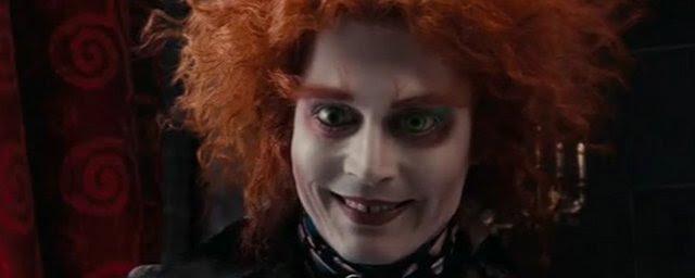 Johnny Depp Está Quase Certo Na Sequência De Alice No País Das