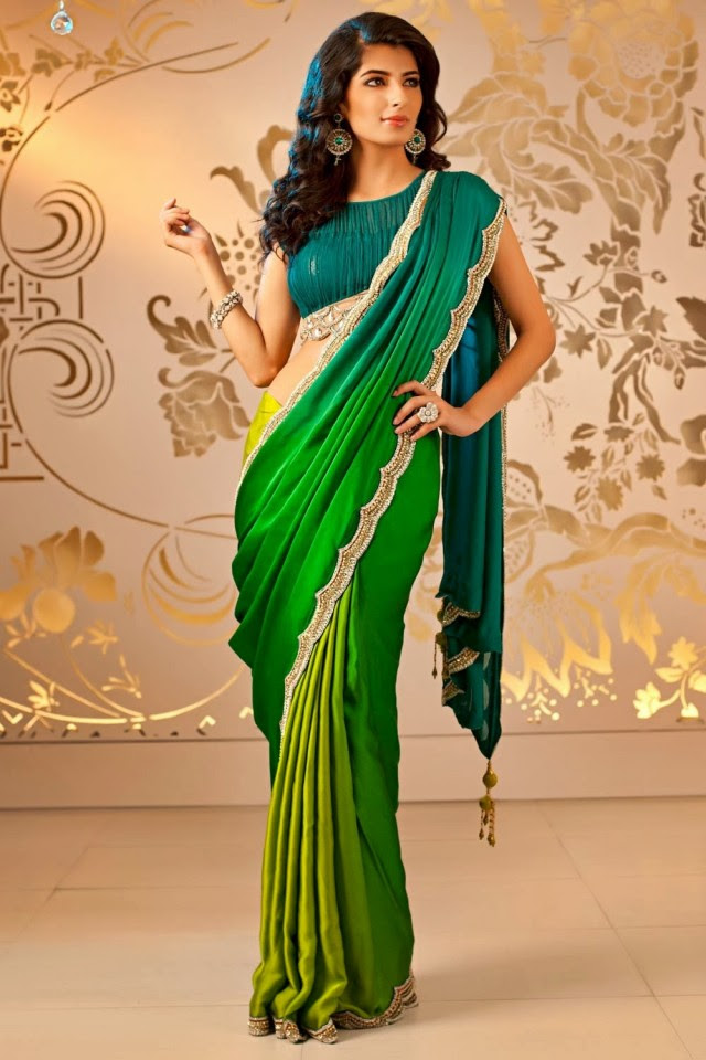 Bridal-Wedding-Formal-Casual-Party-Wear-Sarees-Dress-New-Fashion-Sari-for-Brides-by-Designer-Satya-Paul-8