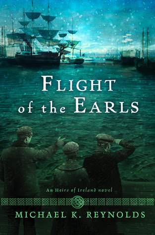 Flight of the Earls (An Heirs of Ireland #1)