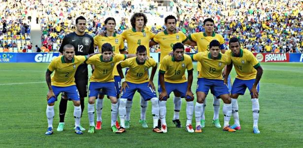 Seleção brasileira despencou para 22° no ranking da Fifa