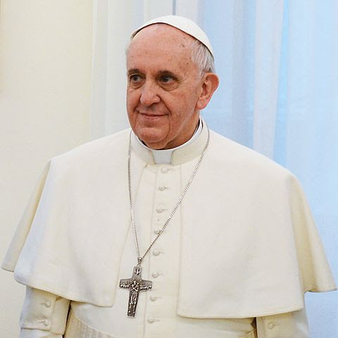 Pray for the Holy Father and his intentions