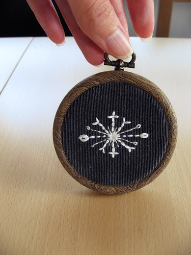 tiny snowflake