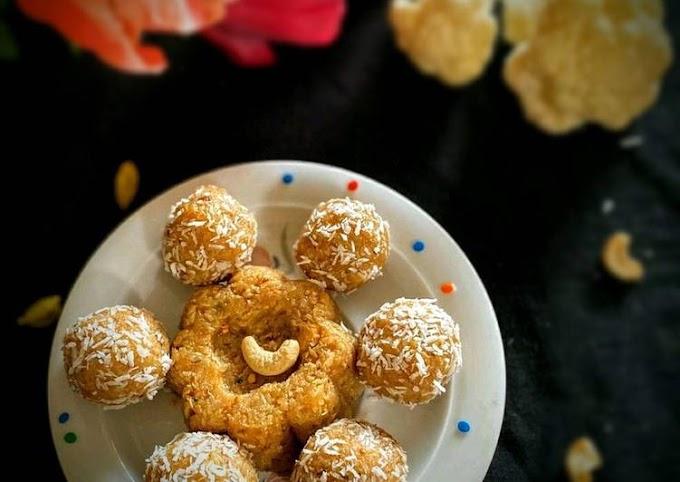 Easiest Way to Cook Perfect Keto Cauli Balls Ladoo