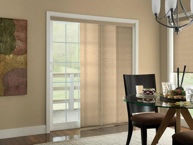 Patio Door Blinds and Shades - Design ideas in 2016 ...