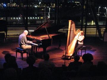Guus Janssen and Miriam Overlach