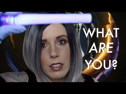 🔧FIXING YOU 2👽: Sci-Fi ASMR Medical Examination Position Play (feat. Private Consideration, Otoscope, & Gentle)
