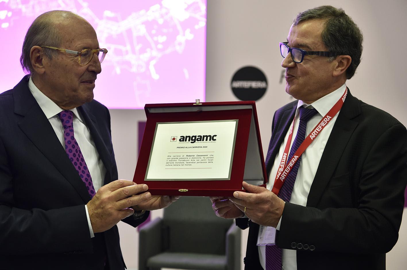 Premio ANGAMC - Roberto Casamonti e Mauro Stefanini