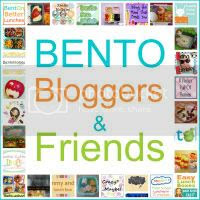 Bento Bloggers & Friends
