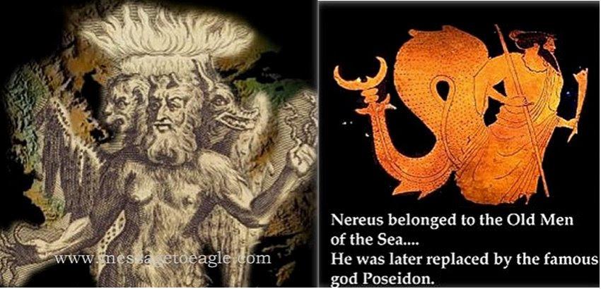 Αποτέλεσμα εικόνας για SHAPE SHIFTING ALIENS IN ANCIENT GREECE