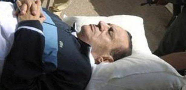 حقيقة وفاة مبارك بأزمه قلبيه حاده
