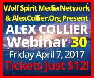 Alex Collier's THIRTIRTH Webinar *LIVE* - April 7, 2017!