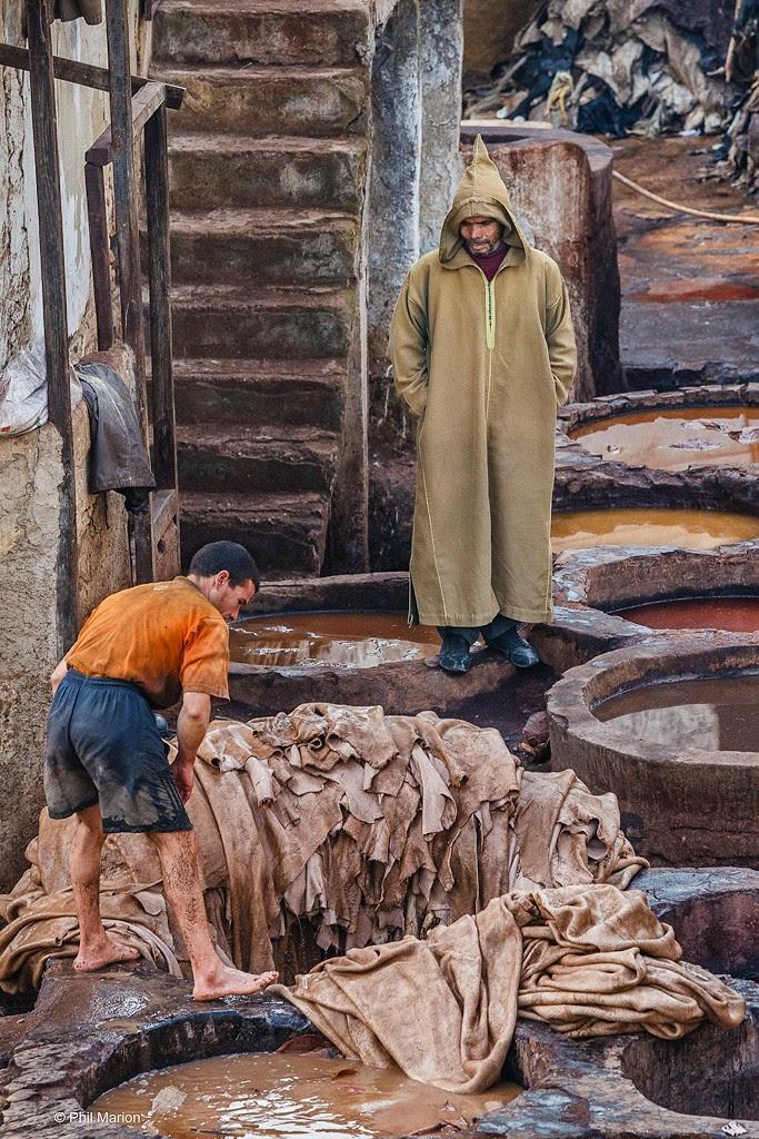 Fès, Maroc.