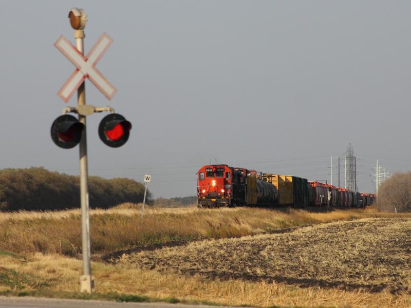 CCGX 5232 (CEMR) in Winnipeg