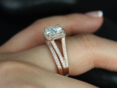 Thin Band Engagement Rings   Durham Rose
