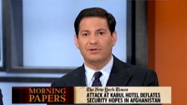 VIDEO: MSNBC suspends analyst Mark Halperin for his comment made on Morning Joe.