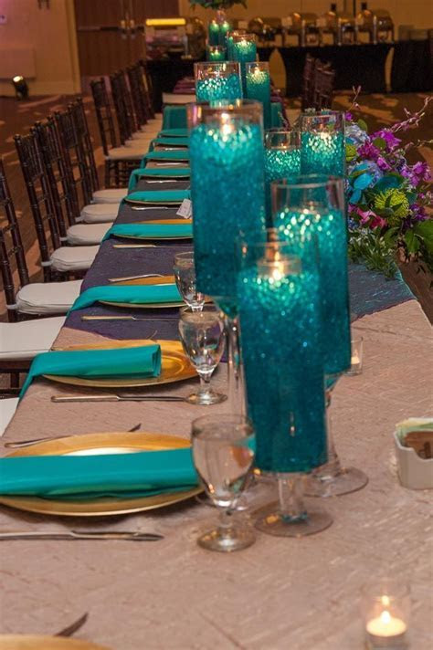 Best 25  Teal wedding decorations ideas on Pinterest