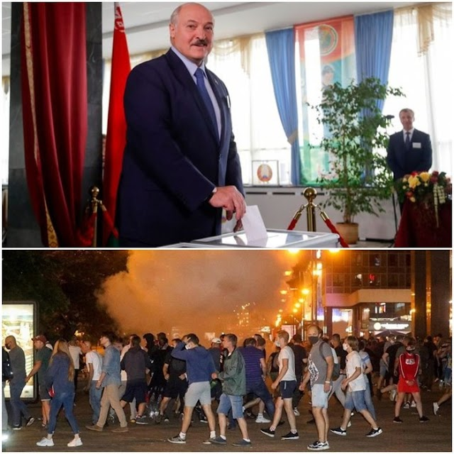 The Daily Nationalist: Lukashenko and the Minsk Protests – DN 081320