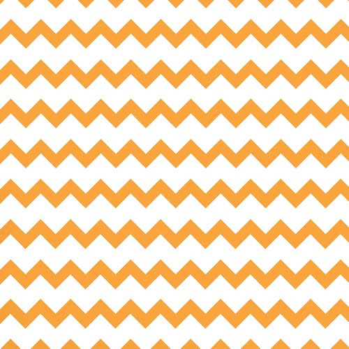 4-tangerine_BRIGHT_tight_med_CHEVRON_12_and_a_half_inch_SQ_melstampz_350dpi